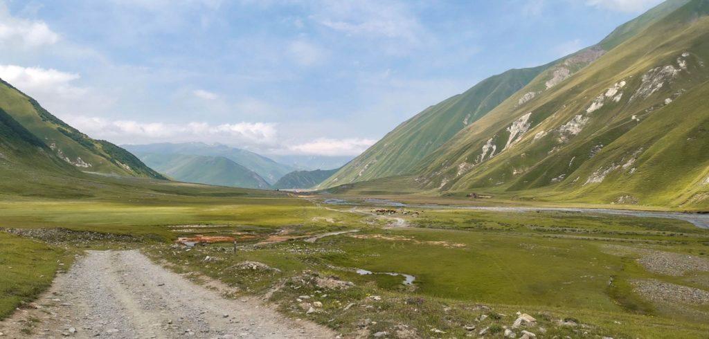 Dolina Truso - w pełnej krasie