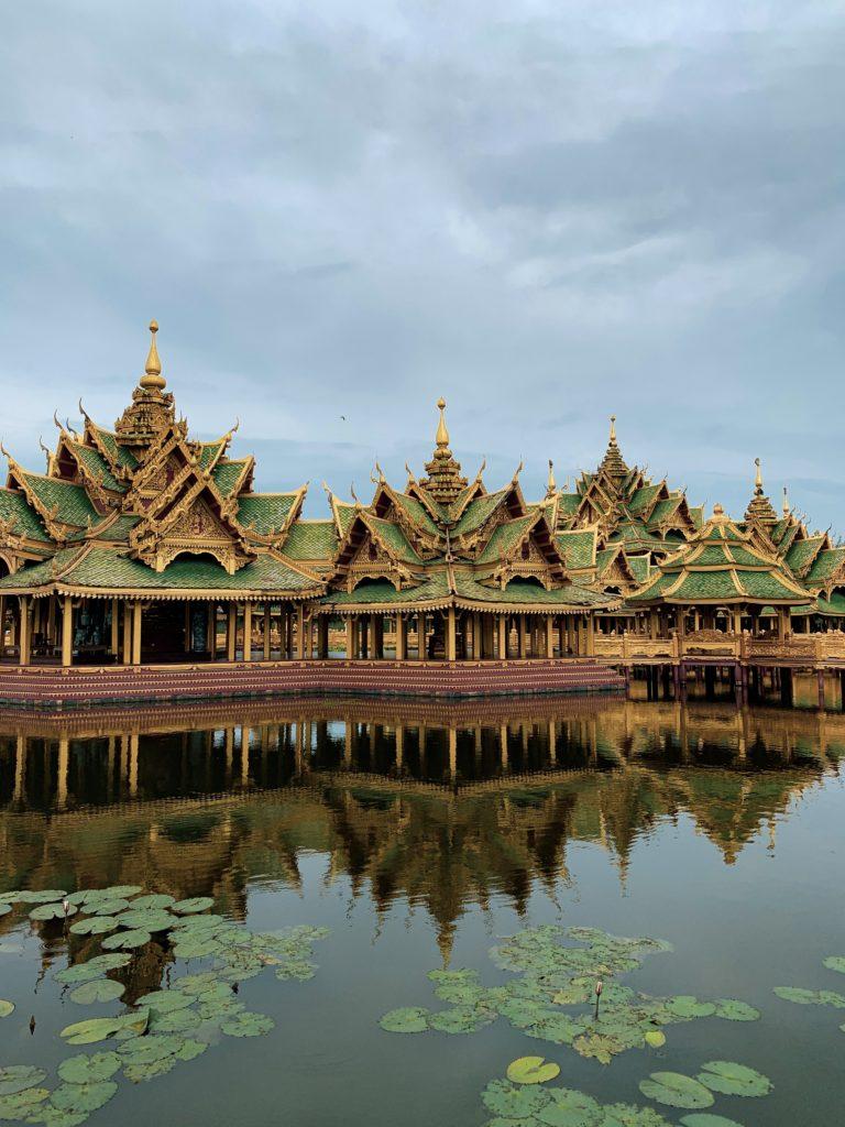 Jeden z najpiękniejszych spotów w Ancient Siam
