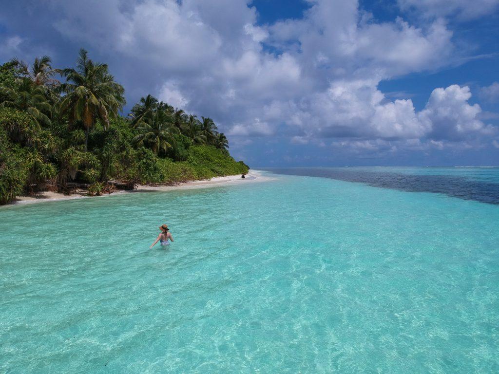 Wyspa Goidhoo - koszty wyjazdu na Malediwy
