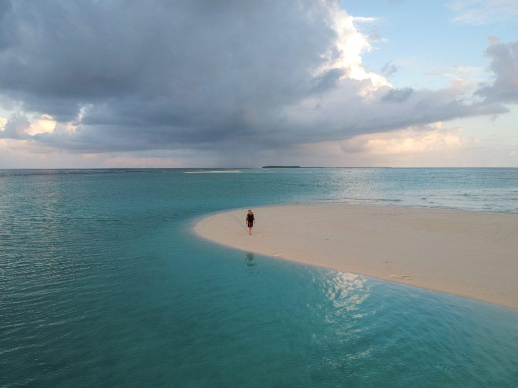 Wycieczka na sandbank - koszty wyjazdu na Malediwy