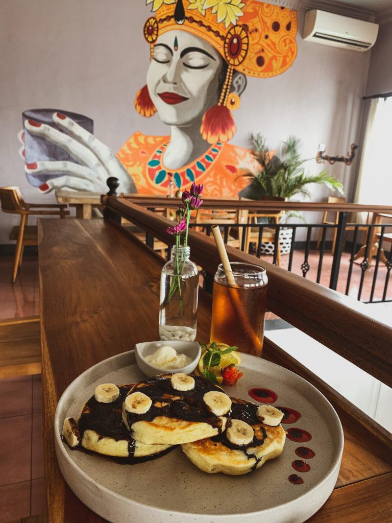 Gdzie zjeść w Ubud - Gangga Coffee