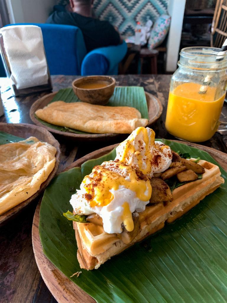 Gdzie dobrze zjeść w Canggu - Roti Canai