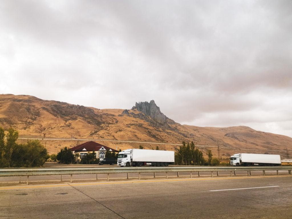 Co zobaczyć w Azerbejdżanie - góra Beszbarmak
