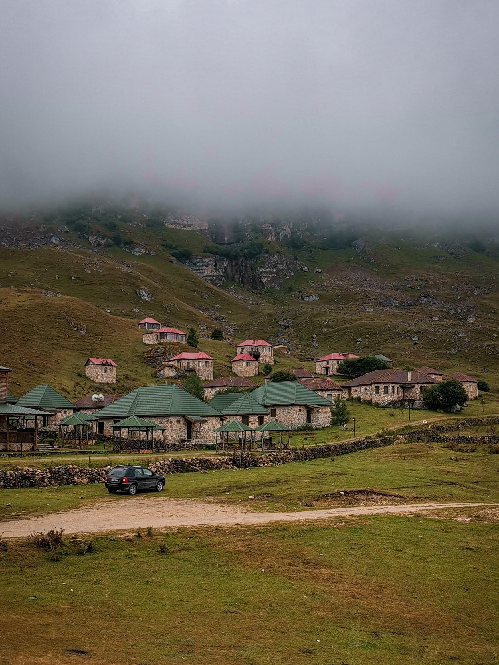 Co zobaczyć w Azerbejdżanie - Laza