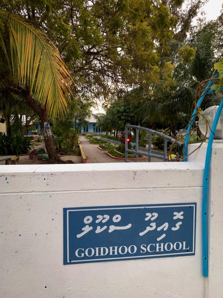 Szkoła podstawowa na Goidhoo