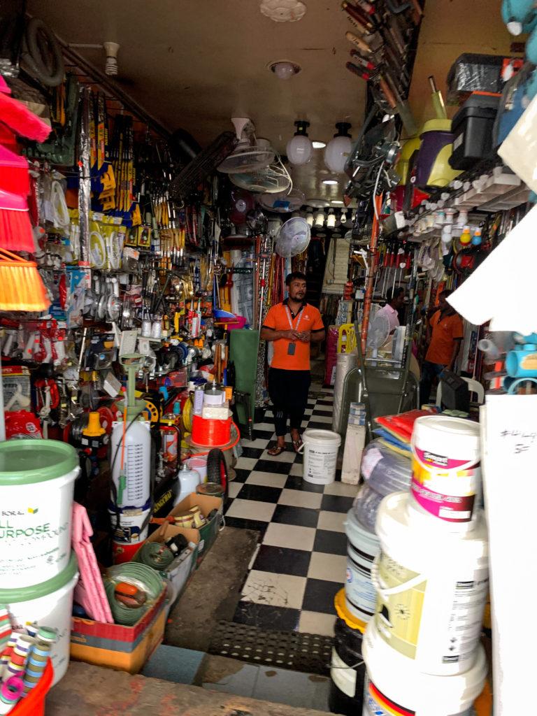 Przykładowe sklepy w Male