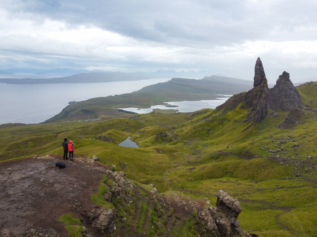 Road trip w Szkocji - The Old Man of Storr