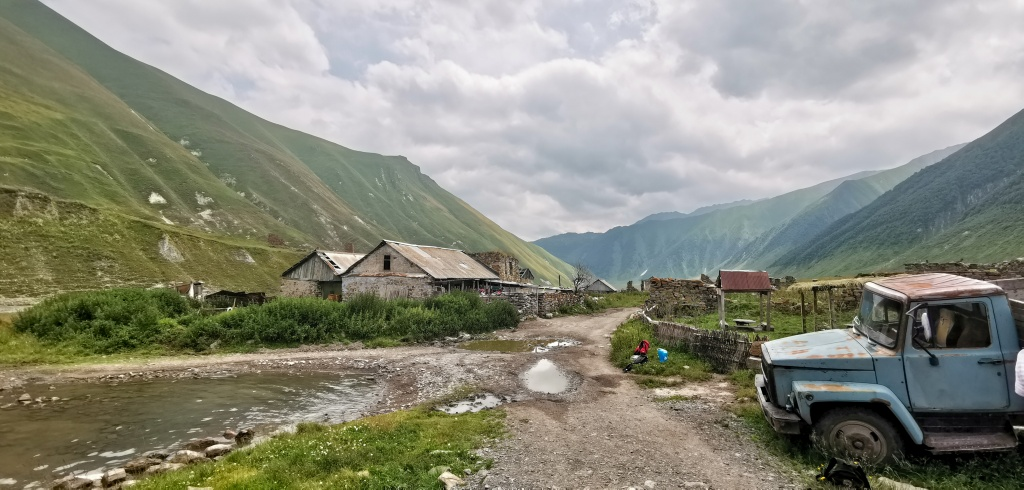 Co zobaczyć w Gruzji - Dolina Truso