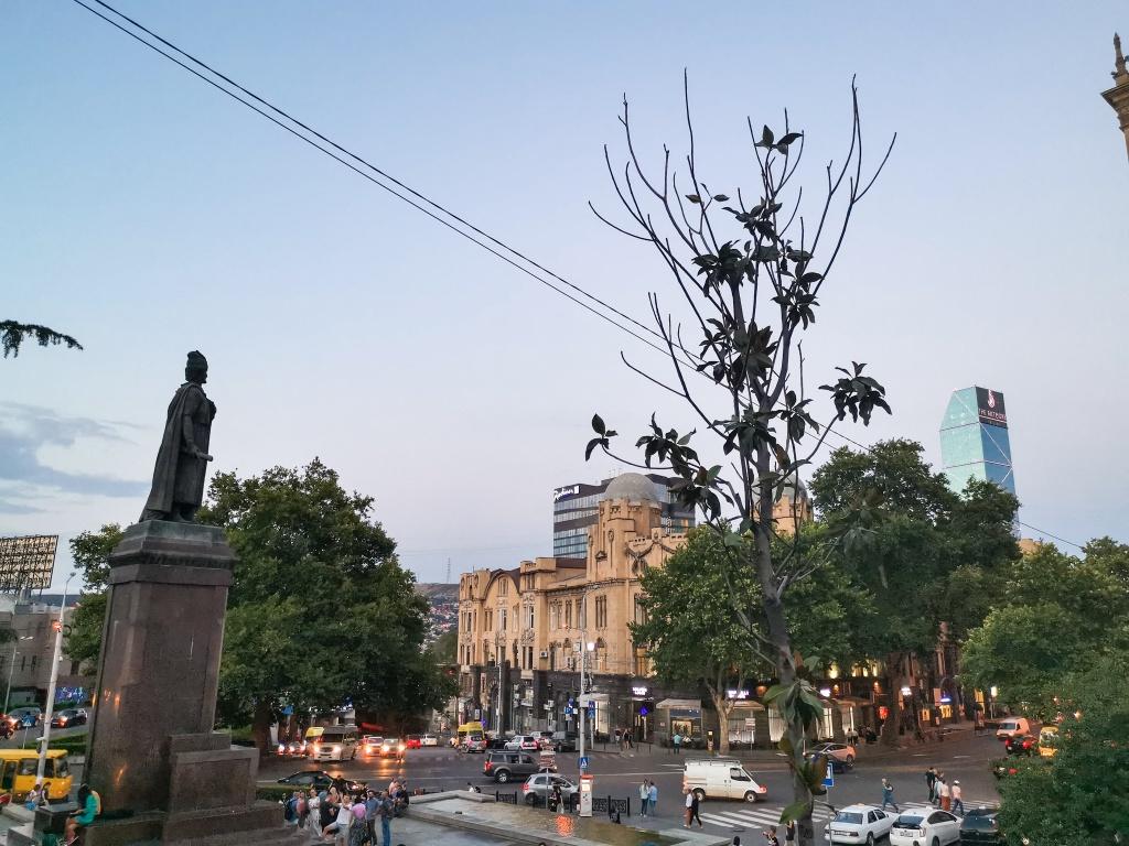 Co zobaczyć w Gruzji - Tbilisi