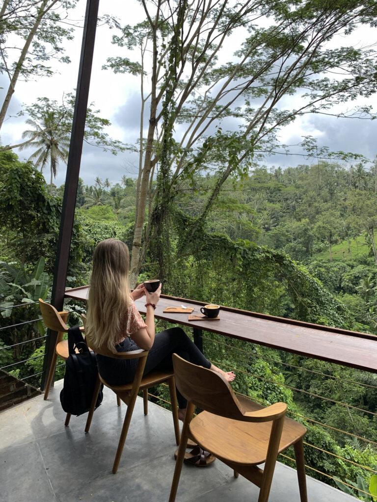 Kawiarnie do pracy w Ubud - Keliki Coffee