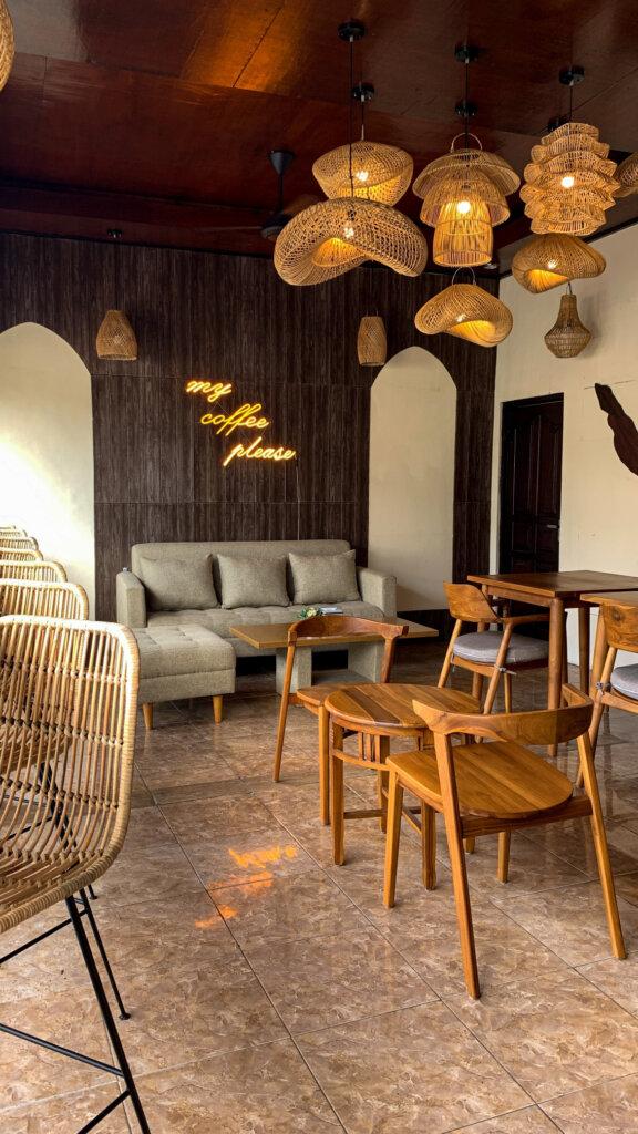 Kawiarnie do pracy w Ubud - Coffee Terrace