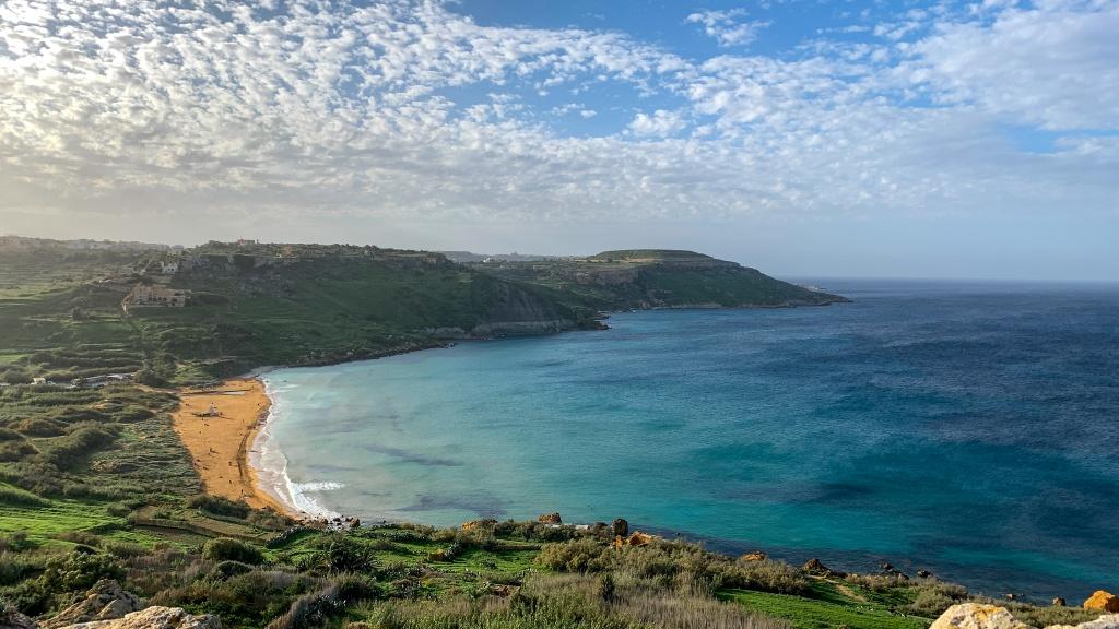 Co zobaczyć na Gozo - Ramla Bay